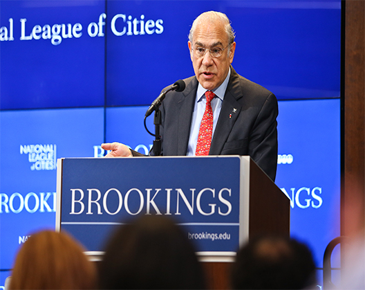 Inclusive Growth in Cities, with the Brookings Institution and the NLC