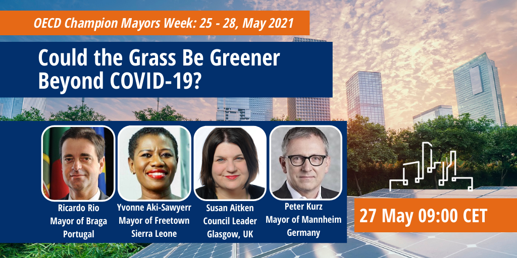 Webinar - Could The Grass Be Greener Beyond COVID19?