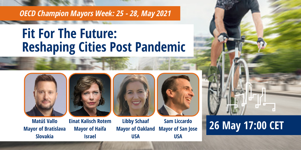 Webinar - Fit For The Future: Reshaping Cities Post-Pandemic