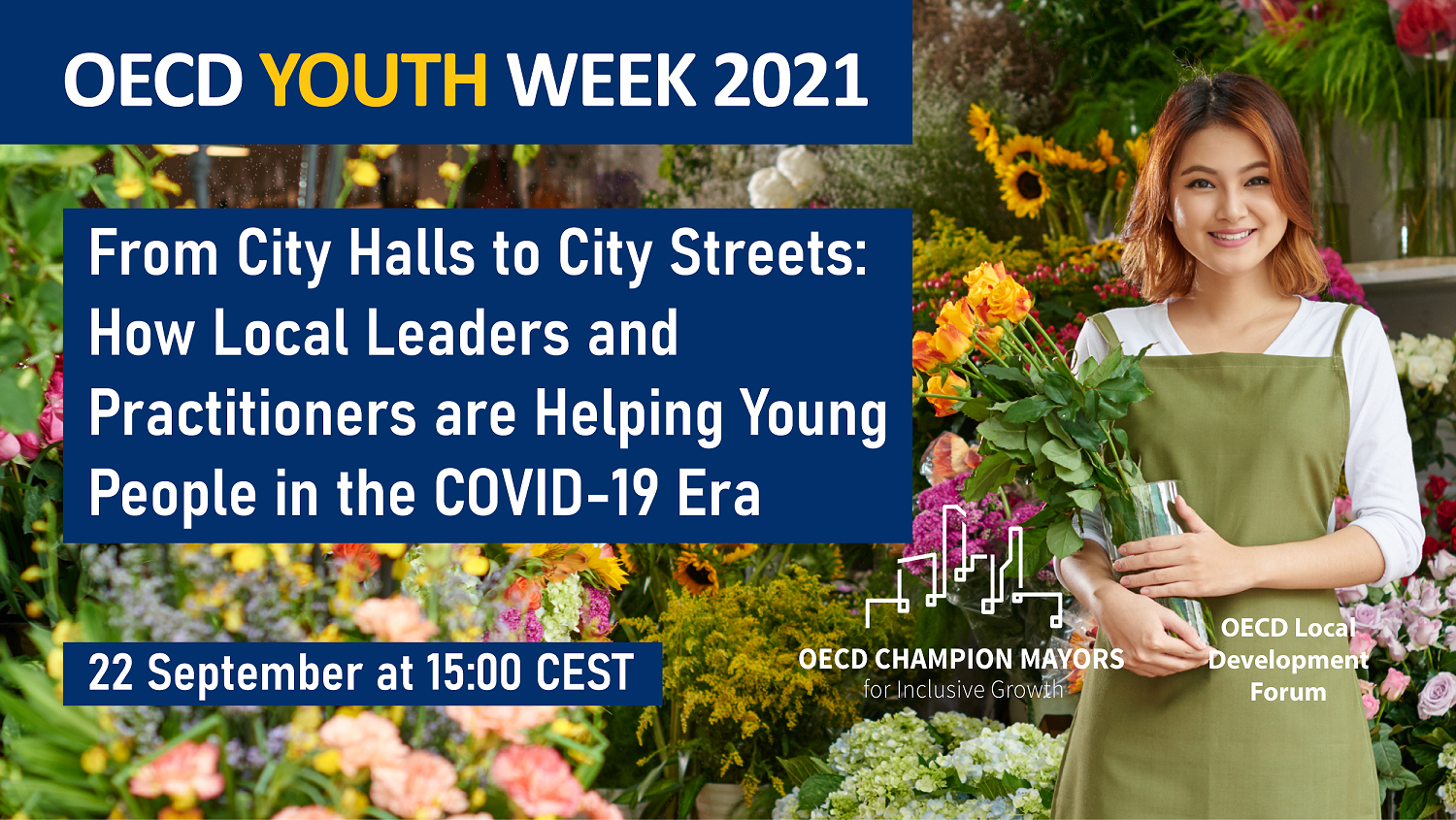 Webinar - From City Halls to City Streets: How Are Local Leaders and Practitioners Helping Young People in the COVID-19 Era?